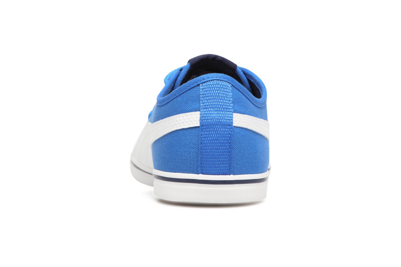 Baskets Puma Elsu v2 CV Jr Bleu vue droite