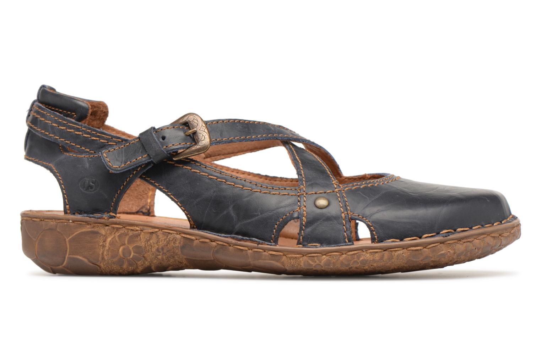 Sandales et nu-pieds Josef Seibel Rosalie 13 Bleu vue derrière