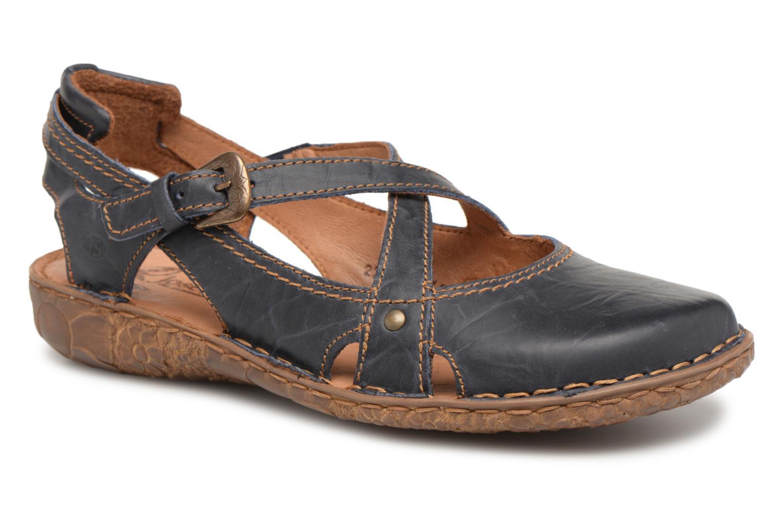 Sandales et nu-pieds Josef Seibel Rosalie 13 Bleu vue détail/paire