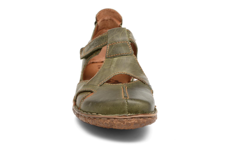 Sandales et nu-pieds Josef Seibel Rosalie 21 Vert vue portées chaussures