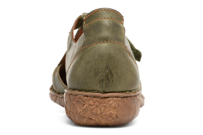 Sandales et nu-pieds Josef Seibel Rosalie 21 Vert vue droite