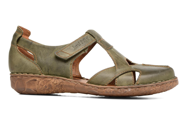 Sandales et nu-pieds Josef Seibel Rosalie 21 Vert vue derrière