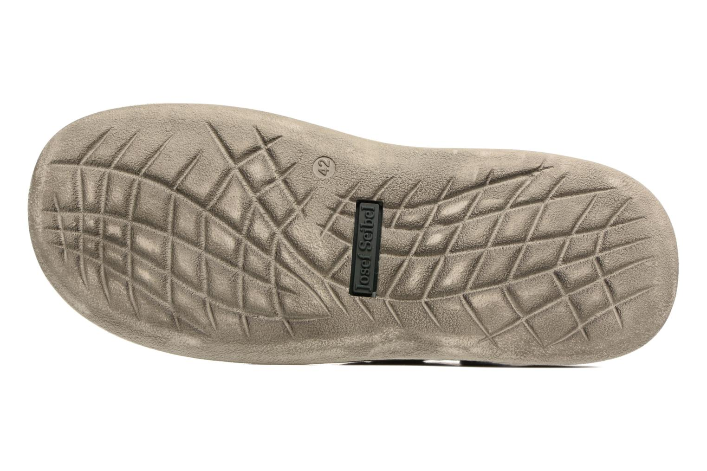 Sandales et nu-pieds Josef Seibel Max 03 Gris vue haut