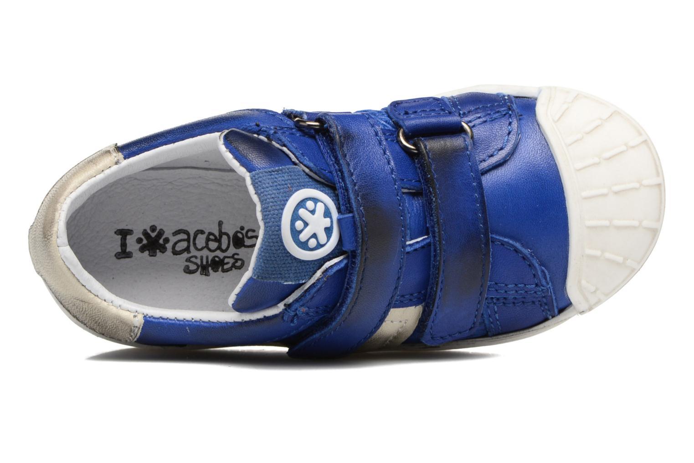 Baskets Acebo's Ricardo Bleu vue gauche