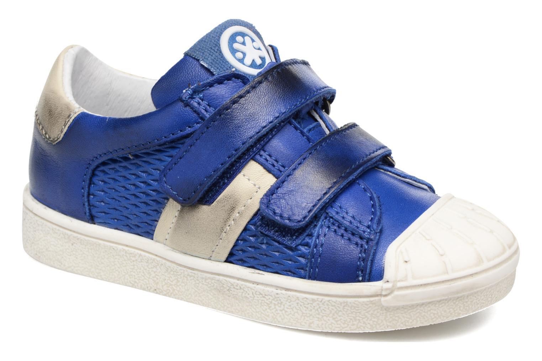 Baskets Acebo's Ricardo Bleu vue détail/paire