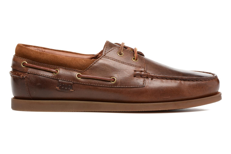 Chaussures à lacets Polo Ralph Lauren Dayne-Shoe-Casual Marron vue derrière
