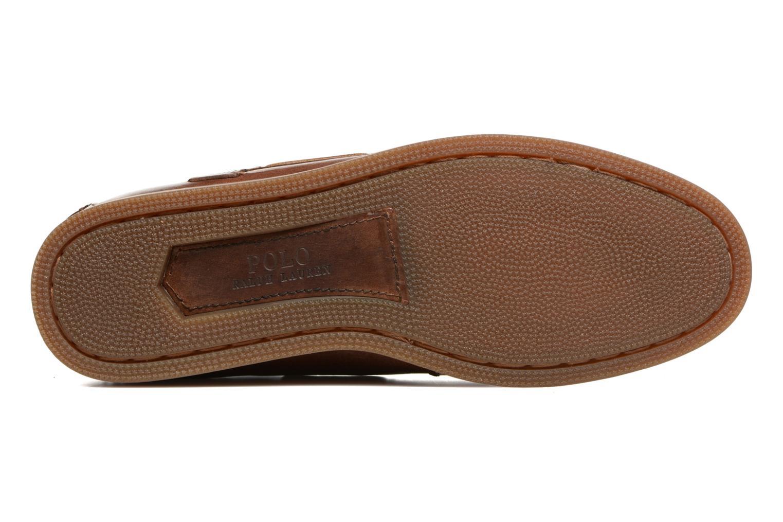 Chaussures à lacets Polo Ralph Lauren Dayne-Shoe-Casual Marron vue haut