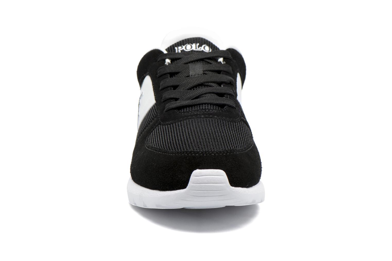 Baskets Polo Ralph Lauren Cordell-Sneakers-Athletic Shoe Noir vue portées chaussures
