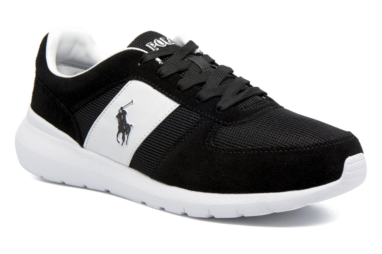 Baskets Polo Ralph Lauren Cordell-Sneakers-Athletic Shoe Noir vue détail/paire