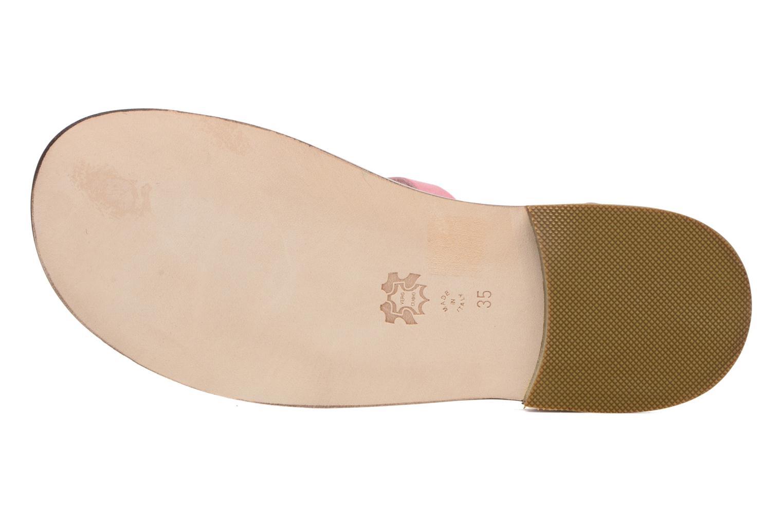 Sandales et nu-pieds PèPè Alma Rose vue haut
