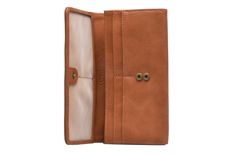 Odina Wallet Rust Brown