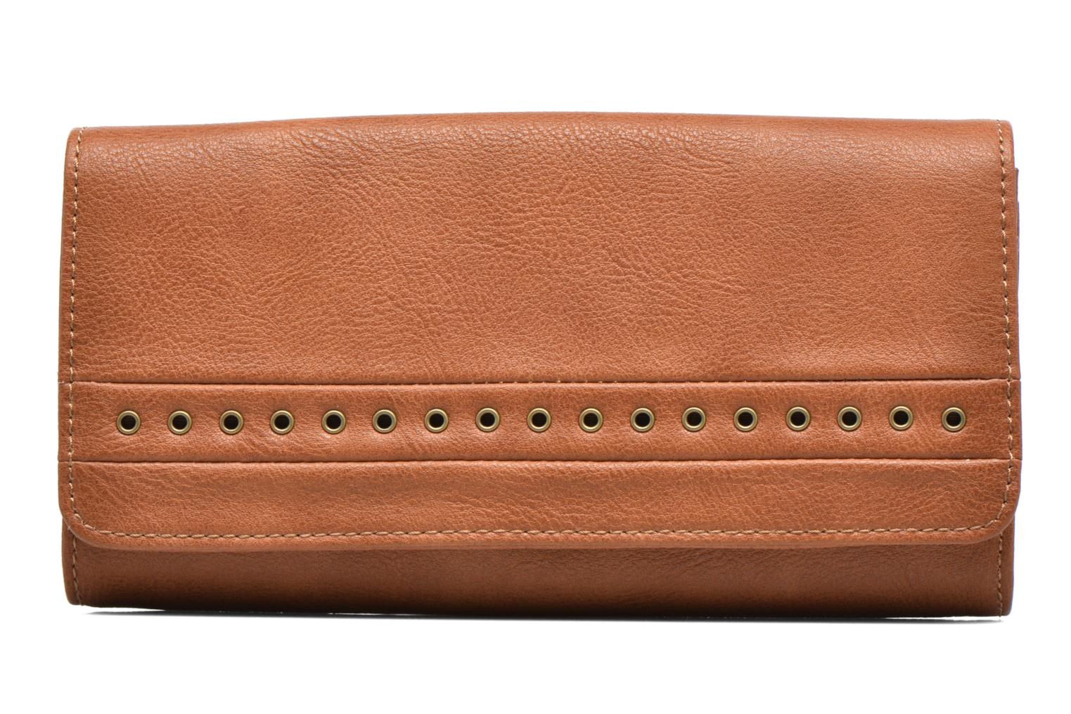 Odina Wallet Rust Brown
