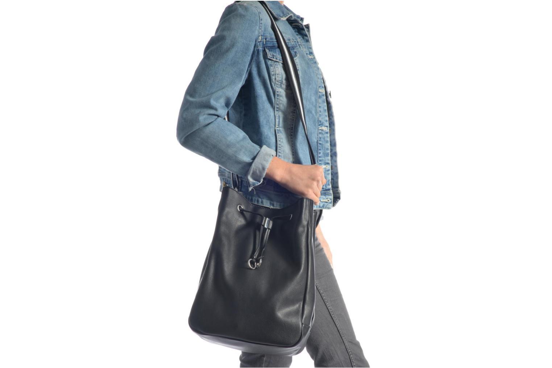 Sacs à main Esprit Ornella Shoulderbag Noir vue haut