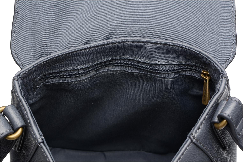Pippa Saddle bag Grey blue