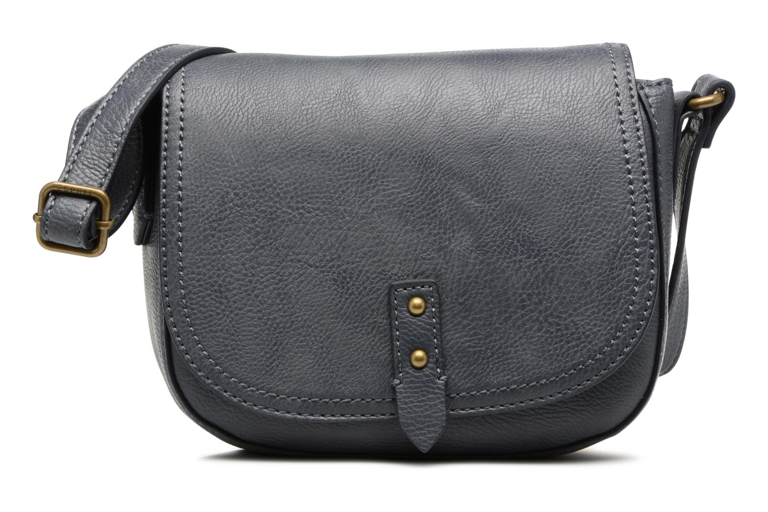 Pippa Saddle bag Grey blue