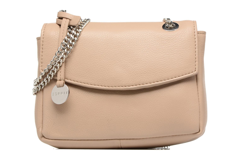 Sacs à main Esprit Chain leather Beige vue détail/paire