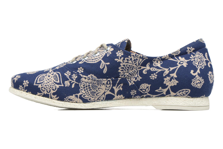 Chaussures à lacets Think! Shua 80036 Bleu vue face