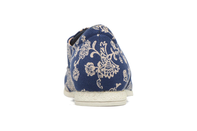 Chaussures à lacets Think! Shua 80036 Bleu vue droite