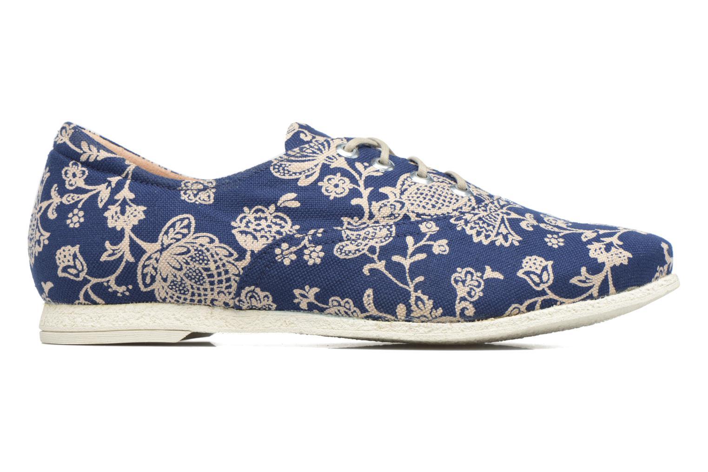 Chaussures à lacets Think! Shua 80036 Bleu vue derrière