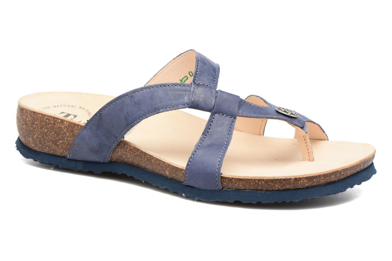 Zapatos promocionales Think! Julia 82333 (Azul) - Zuecos   Venta de liquidación de temporada