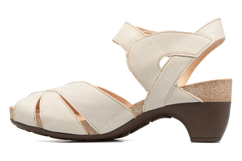 Sandales et nu-pieds Think! Traudi 80574 Blanc vue face