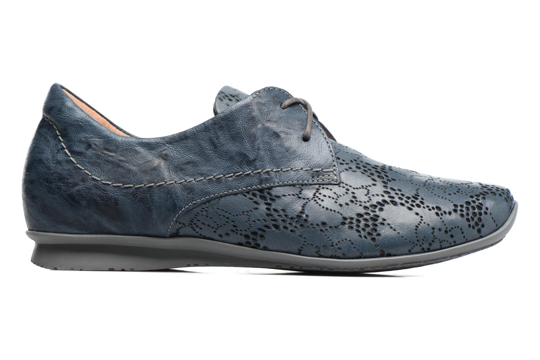 Chaussures à lacets Think! Chili 80102 Bleu vue derrière