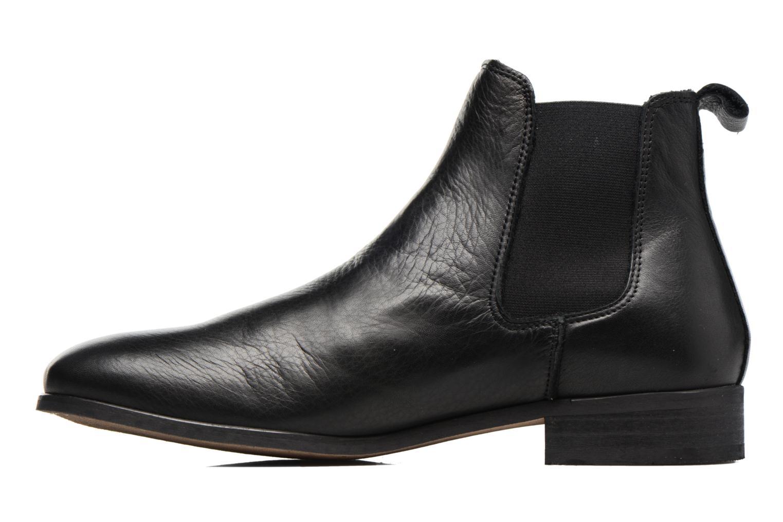Chelsea M Black Leather 110