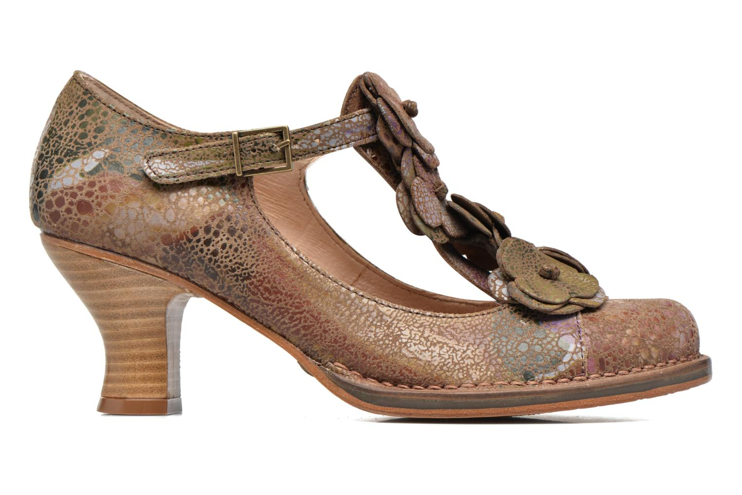 Rococo S868 Floral Taupe