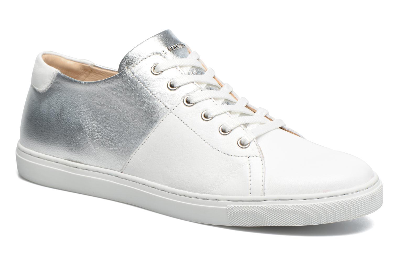 Iluna Velvet White / Silver