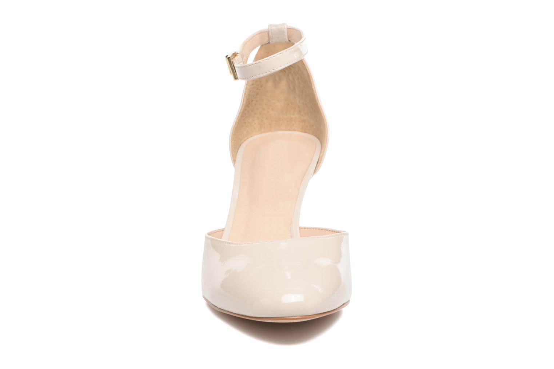Escarpins JB MARTIN HarnorBIS Beige vue portées chaussures