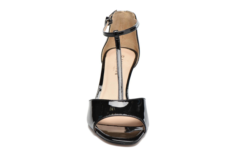 Sandales et nu-pieds JB MARTIN 1Bougie Noir vue portées chaussures