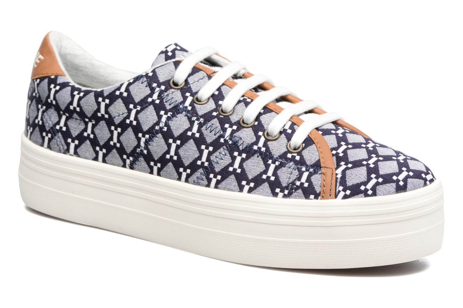 Plato Sneaker Atari Blue Fox Off White