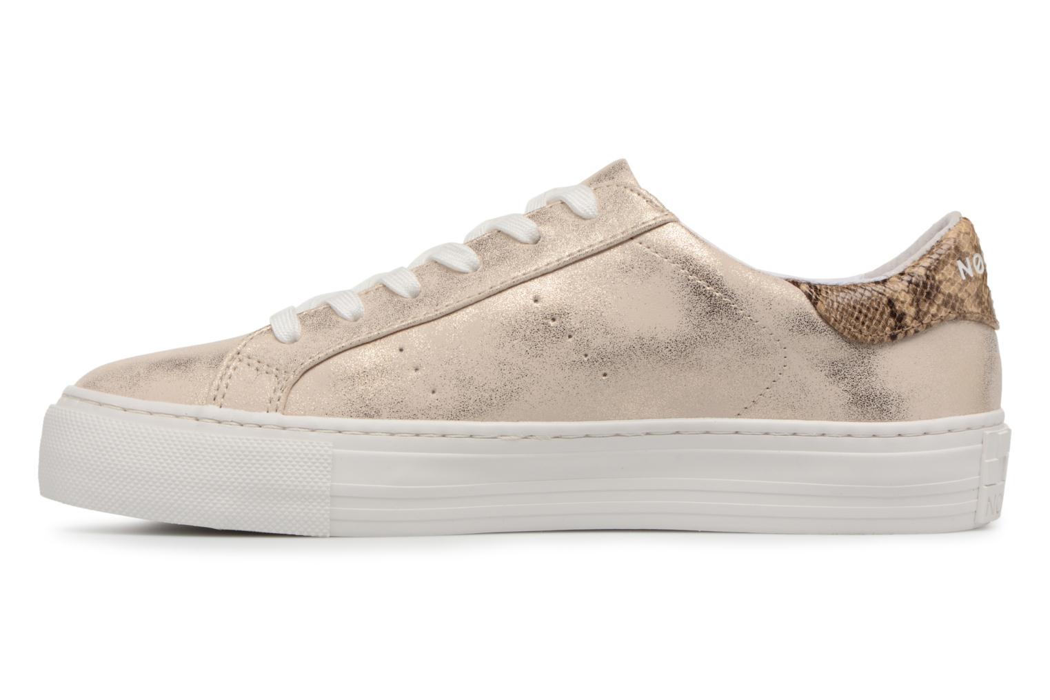 Baskets No Name Arcade Sneaker Glow Beige vue face