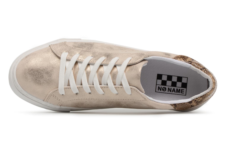 Baskets No Name Arcade Sneaker Glow Beige vue gauche