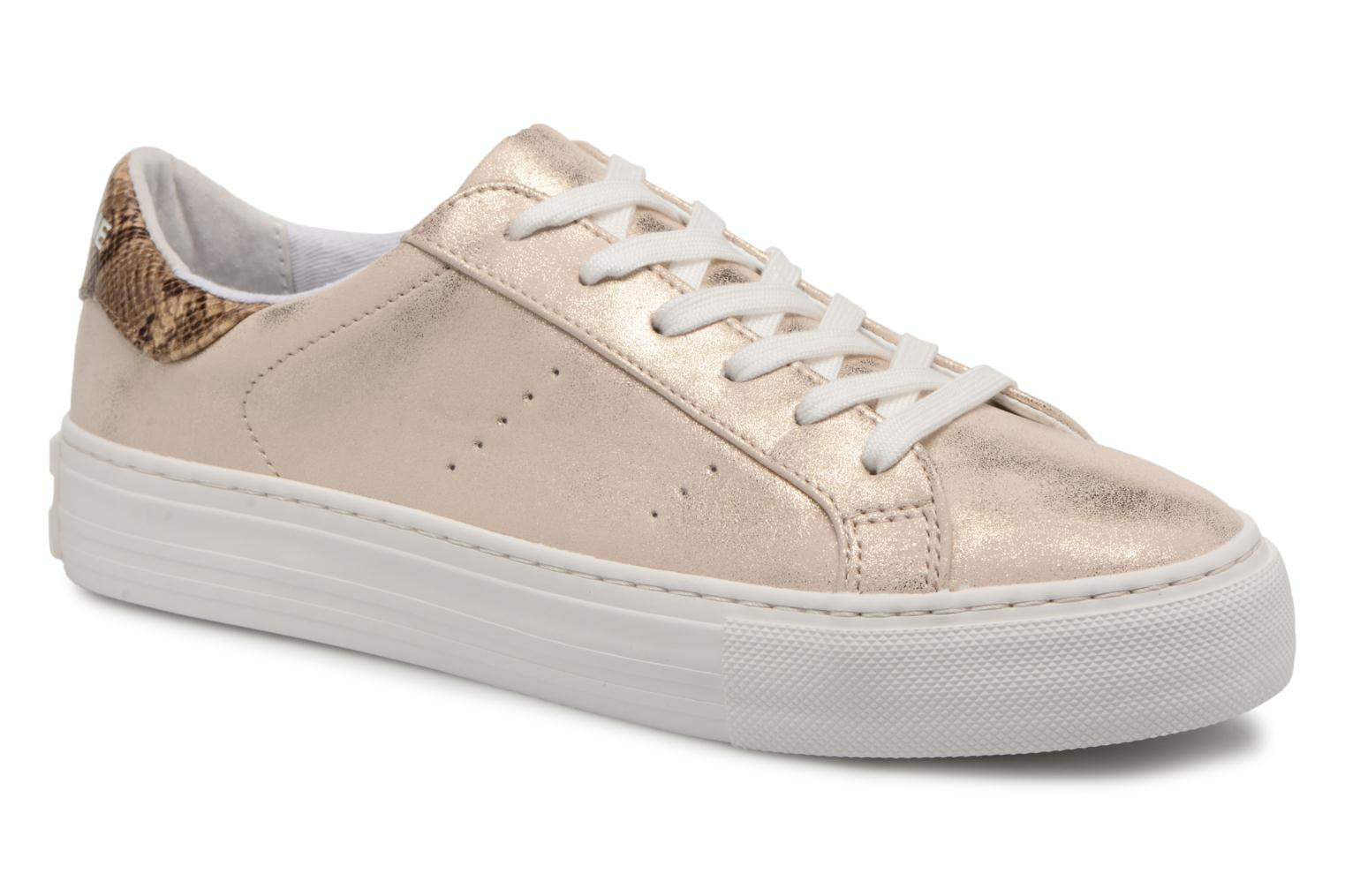 Baskets No Name Arcade Sneaker Glow Beige vue détail/paire
