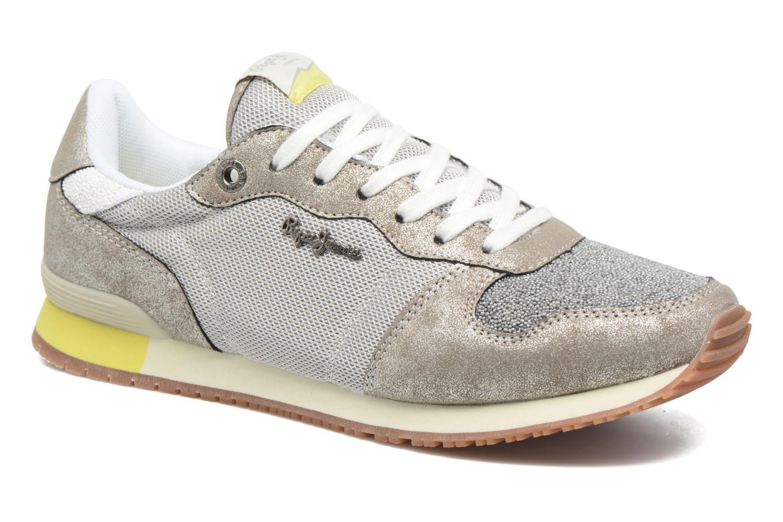 Zapatos casuales salvajes Pepe jeans Gable Caviar (Gris) - Deportivas en Más cómodo