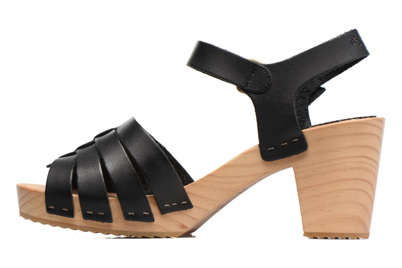 Sandales et nu-pieds Pepe jeans Oly Noir vue face