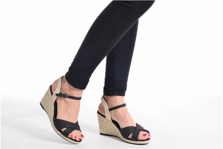 Sandales et nu-pieds Pepe jeans Shark Basic Bleu vue bas / vue portée sac
