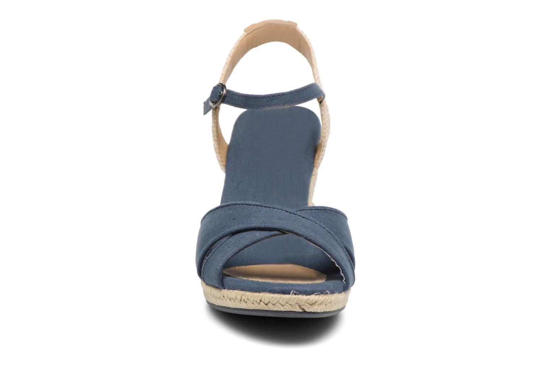 Sandales et nu-pieds Pepe jeans Shark Basic Bleu vue portées chaussures
