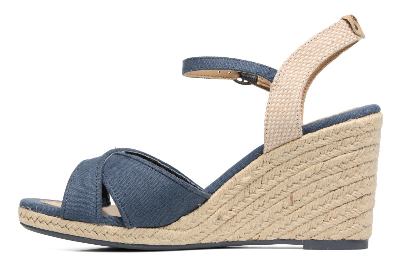 Sandales et nu-pieds Pepe jeans Shark Basic Bleu vue face