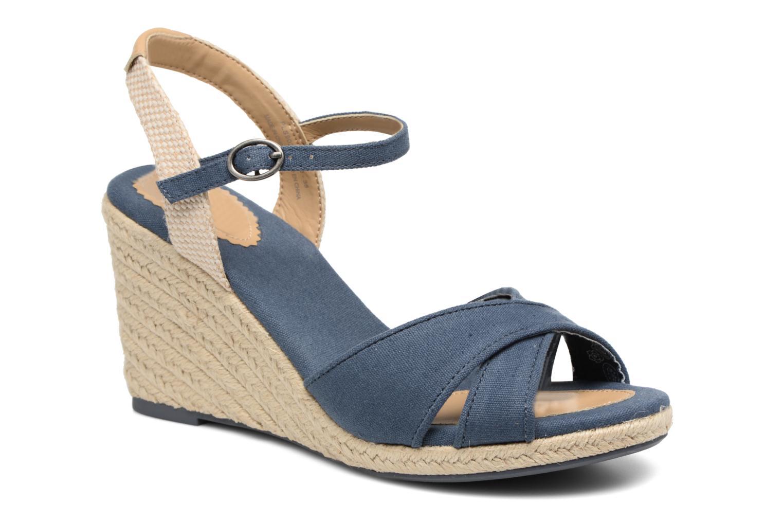 Sandales et nu-pieds Pepe jeans Shark Basic Bleu vue détail/paire