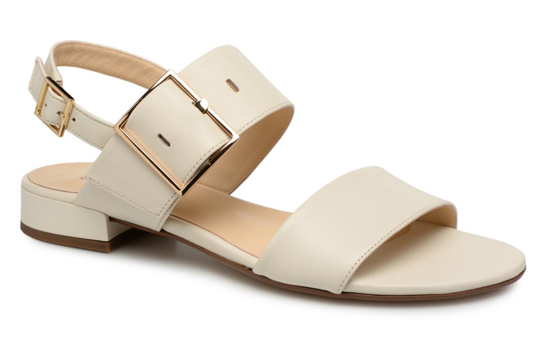 the best attitude 42b39 6fa52 H GL Daria (Blanc) - Sandales et nu-pieds chez Sarenza (