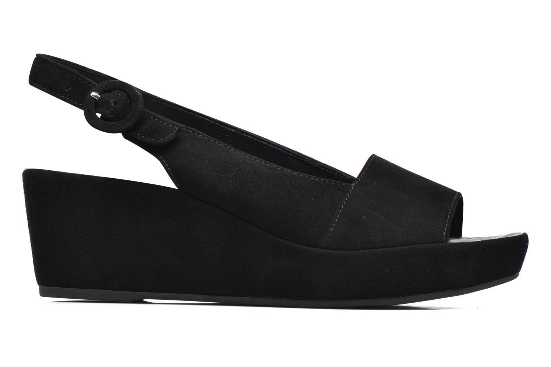 Sandales et nu-pieds HÖGL Janina Noir vue derrière