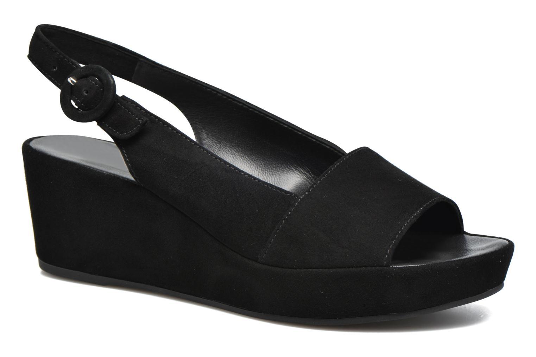 Sandales et nu-pieds HÖGL Janina Noir vue détail/paire