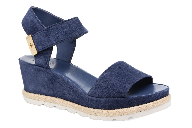 Sandaler HÖGL Maja Blå detaljeret billede af skoene