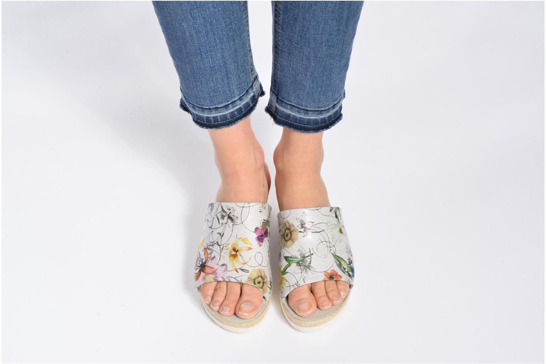 Wedges Jana shoes Aylin Wit onder