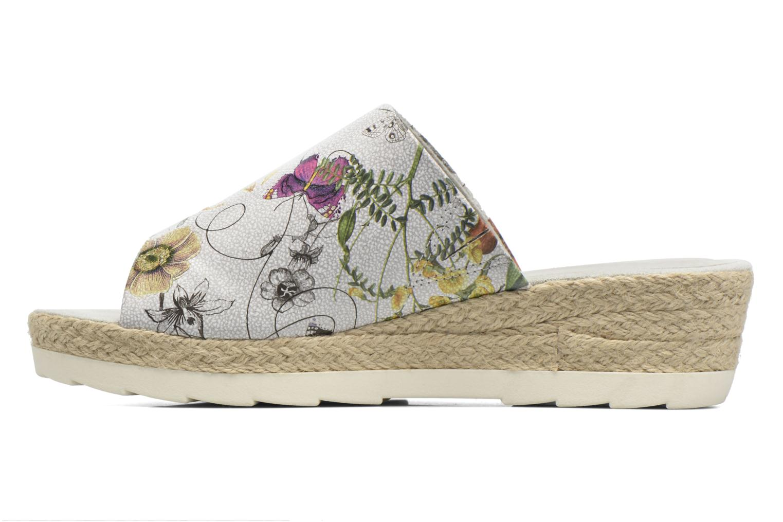 Zoccoli Jana shoes Aylin Bianco immagine frontale