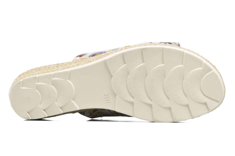 Zoccoli Jana shoes Aylin Bianco immagine dall'alto