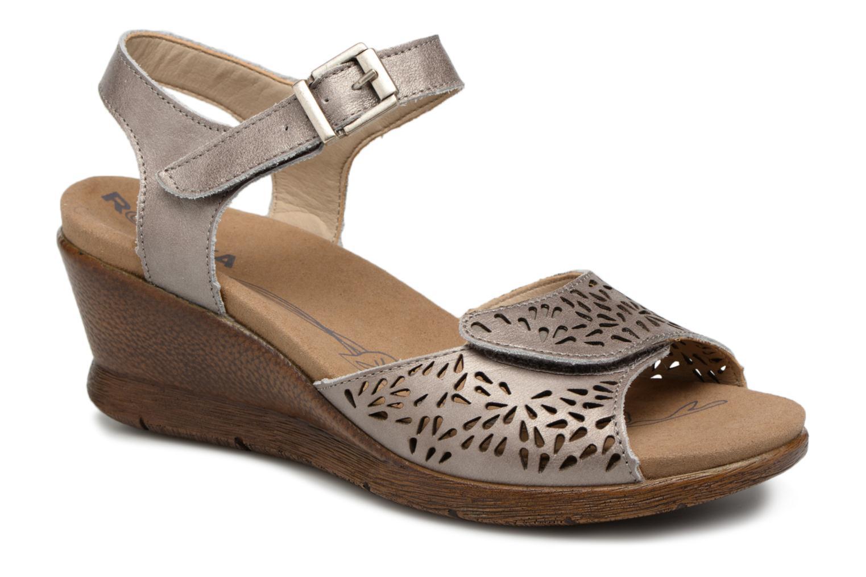 ZapatosRomika Nevis 05 (Plateado) - Sandalias   Los hombres zapatos más populares para hombres Los y mujeres a41a2d