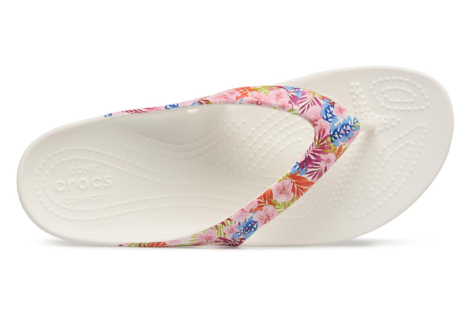 Kadee II Graphic Flip W Tropical Floral/White